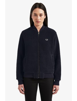 Bomber In Pile Borg by Fred Perry