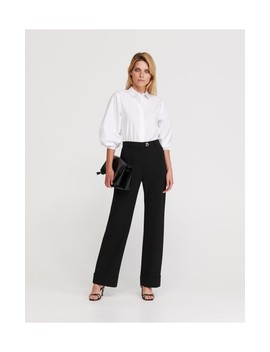 Pantalon Large by Reserved