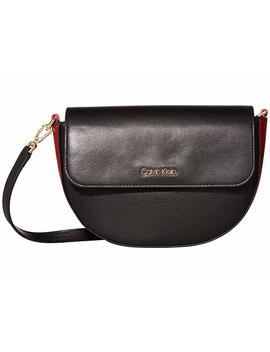 Kari Hermine Split Crossbody by Calvin Klein