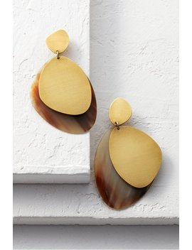 Sabi Statement Earrings by Soft Surroundings