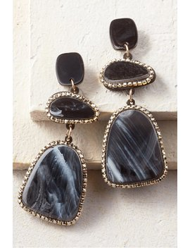 Adina Resin Earrings by Soft Surroundings