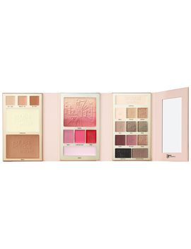It Cosmetics Special Edition It Girl Holiday Beauty Book W/ Gift Box &Amp; Bow by It Cosmetics®Includes: