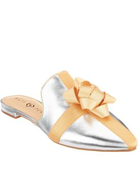 Katy Perry Holiday Bow Mules   The Stephanie by Katy Perry