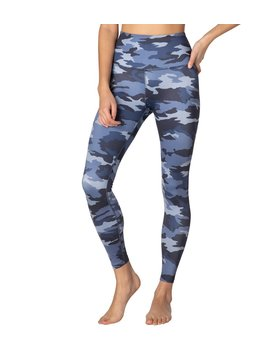 Lux High Waisted 7/8 Yoga Leggings by Yoga Outlet