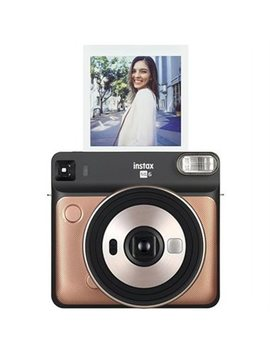 Fujifilm Instax Square Sq6 Instant Camera   Blush Gold by Fuji Film