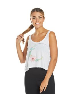 Cactus Moon Flowy Tank by Yoga Outlet