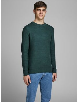 Dip Dye Knitted Pullover by Jack & Jones