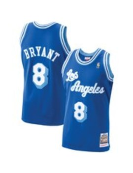 Kobe Bryant Los Angeles Lakers Mitchell & Ness 1996 97 Hardwood Classics Authentic Player Jersey   Royal by Mitchell &Amp; Ness