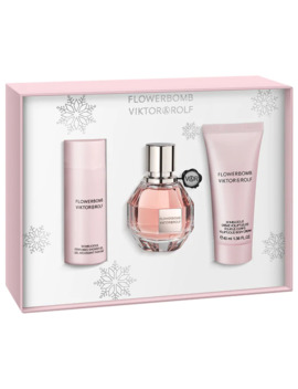 Xmas Set Duftset Viktor&Rolf Flowerbomb by Viktor&Rolf