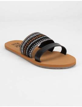 Billabong Slide Away Black Womens Sandals by Billabong