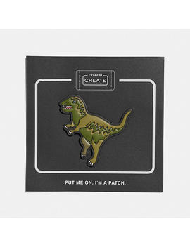 Rexy Shoe Patch by Coach