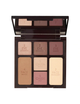 Instant Look In A Palette, Gorgeous, Glowing Beauty by Charlotte Tilbury