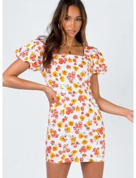 Charlene Mini Dress by Princess Polly