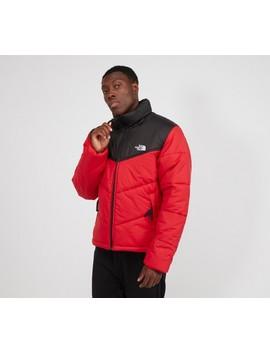 Saikuru Jacket   Rage Red by The North Face