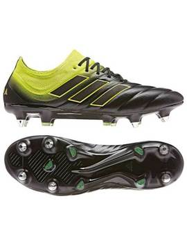 Bnib Adidas Copa 19.1 Sg Leather Football Boots 10 Rrp £179 World Cup Black by Adidas