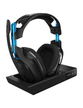 Astro A50 7.1 Surround Wireless Headset With Base Station For Ps4, Pc, Mac by Game
