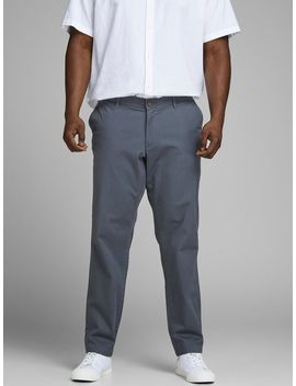 Marco Bowie Sa Plus Size Chino by Jack & Jones