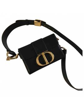 30 Montaigne Leather Crossbody Bag by Dior