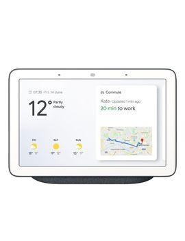 Boxa Inteligenta Google Home Hub, Ecran, Negru by Google