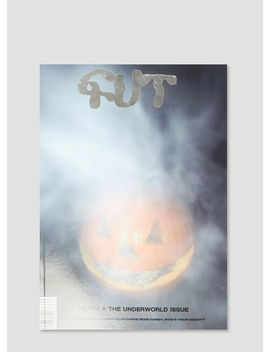 Gut Magazine: Death And The Underworld Issue 4, Special Limited Edition Halloween Cover by Gut Magazine