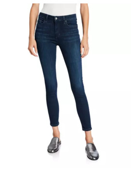 Joes Jeans Alivia Curvy Skinny Ankle Jeans by Joe's Jeans