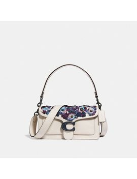 Tabby Shoulder Bag 26 With Leather Sequins by Coach