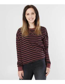 Striped Out Thermal Top by Fox