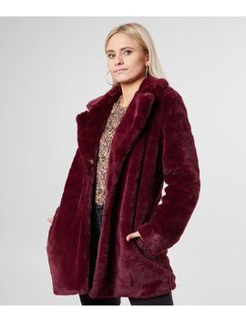 Ashley Faux Fur Collared Jacket by Buckle