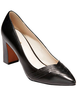 Cole Haan Eliisa Leather Pump by Cole Haan