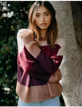 Others Follow Warren Womens Sweater by Others Follow