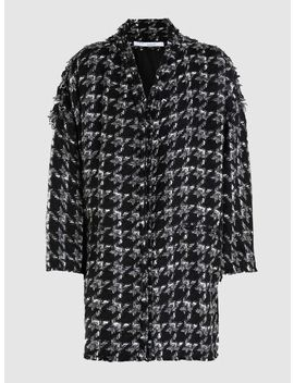 Trouble Embellished Tweed Coat by ‎Iro‎
