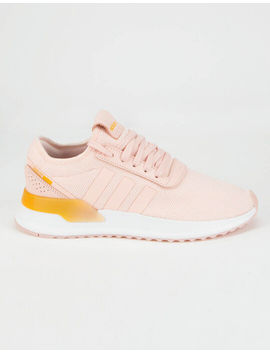 Adidas U Path X Icey Pink & Cloud White Womens Shoes by Adidas