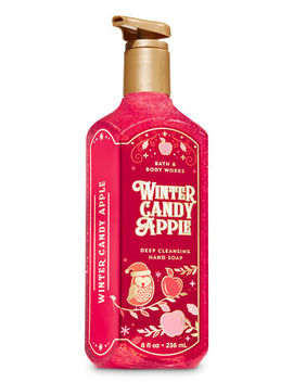 Winter Candy Apple   Deep Cleansing Hand Soap    by Bath & Body Works