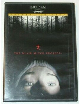 The Blair Witch Project Special Edition Dvd. by Ebay Seller