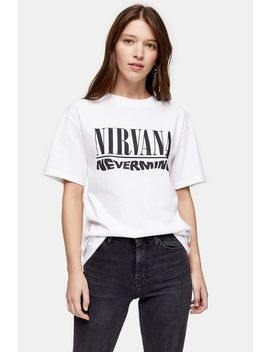 Nirvana T Shirt By And Finally by Topshop