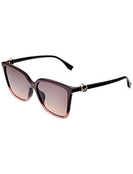 Fendi Women's Ff0330/F/S 57mm Sunglasses by Fendi
