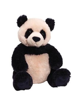 "Zi Bo Panda Small 12"" Plush Bear by Gund"