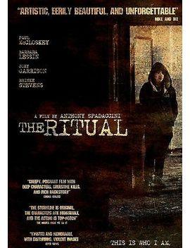 New Dvd   The Ritual   Paul Mccloskey, Barbara Lessin, Michael J. Panichelli, Jo by Ebay Seller