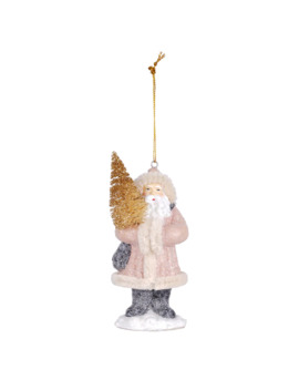 Resin Santa Ornament By Ashland® by Ashland