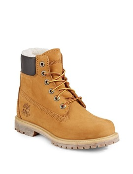 Fleece Lined Classic Boots by Timberland