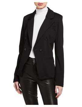 Bagatelle Ponte Double Breasted Blazer by Bagatelle