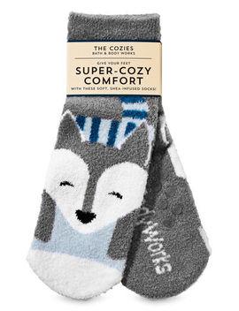 Husky   Shea Infused Socks    by Bath & Body Works