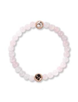 Pink Quartz Bracelet by Lokai