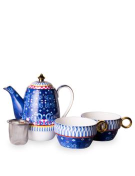 Eleganza Tea For Two Cobalt by T2 Tea