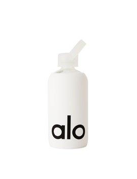 Alo Glass Water Bottle   500m L by Aloyoga