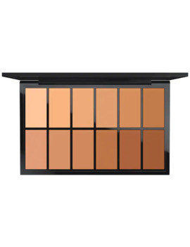 Pro Palette Full Coverage Foundation X 12 by Mac Cosmetics