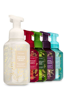Christmas Glow   Gentle Foaming Hand Soap, 5 Pack    by Bath & Body Works