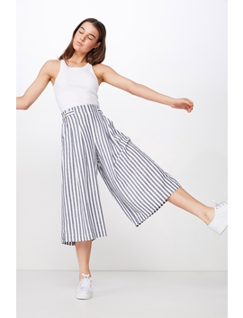 Lola Button Culotte by Cotton On