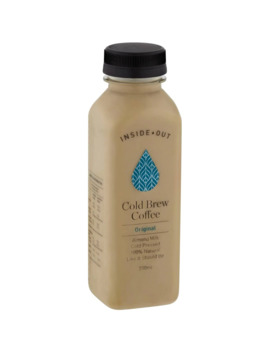 Inside Out Almond Milk Cold Brew Coffee 350ml by Inside Out