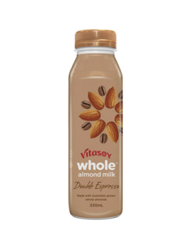 Vitasoy Almond Double Espresso 330ml by Vitasoy